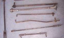 Misc. Linkage Rods all for $30.00