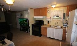 I Need to Move So I Need to Sell This 2006 Mobile Home In Excellent Conditions REDUCED from $15,800 to 13,999 OBO. Lake View 3 Bedrooms and 1 Bathroom In a Over 55 Community. The Home is handicap accessible. Fully Furnished New Washer and Dryer, Flat