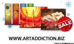 Huge Sale on all in-stock Oil Paintings + free shipping