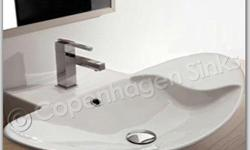 Modern White Porcelain Oval Bathroom Vessel Sink Dimensions: - 27in Length - 19in Width - 7 in Height SKU: PR- OC5041 Oval Porcelain Sink Enter coupon code CLASSIFIED1 at check out to received 5% off your order of $100 or more! Hurry, this offer expires