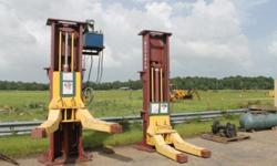 I have a used Mohawk TP-30 2 post- (30,000 lb.) lift for sale (USA made) Rare find to find a used lift this size for sale. New cost from Mohawk is $42,000.00 We'll sell ours for $16,000.00 OBO. I acquired this lift in a previous deal & have no use for