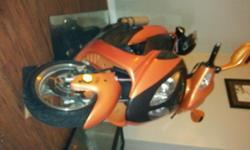 2013 150cc MotoFino high performance racing scooter and helmet.low millageABS breaking 65degree lean ratio.100miles per a gallon.1 gallon gas tank.excellent condition,$700 or willing to trade for 65inch smart TV.Need to sale asap.