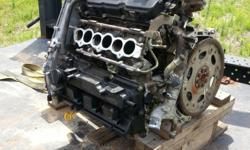 MOTOR 3.5 L.  Out of 2005 Nussan Altima.  GREAT USED ENGINE! Also interchangeable with Maxima & other vehicles. Great Engine. Ready forpick up & installation. Reduced to $675.00 for quick sale 918-269-1925 or 918-407-9969