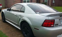 Gray 2000 mustang. New alternator 163,000 miles
