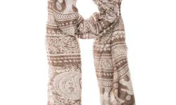 Enjoy our wide range Scarf selection, you may now change your everyday look. Michelle scarf in beige 100% polyester dry clean only measurements: 43 x 64 My Low Price scarf selection is stylishly designed without sacrificing comfort. We offer different