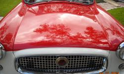 Restored with attention to detail. Mostly original. A western car. This cars restoration was finished in Dec. 2013 and has only a few miles on it since completion. I was restored with attention to detail. Call for more pictures and a complete description.