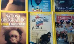 20 National Geographic Magazines // $20.00 for all  // Condition: Like New-Very Good-Good Issues........ Sept. 1935 May 1927 Nov. 1967 Dec. 1971 Jan. 1998 July 2000 Nov. 1978 Feb. 2000 Nov. 2006 Mar. 1996 Oct. 1996 Dec. 1987 May 2006 July 1997