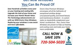 Need New Windows? Services:Exterior Remodeling; Doors, Gutter Repair, Siding,Roofing, Replacement Windows In Business Since:1995 Licensed in the State of Colorado Service Area:State of Colorado.