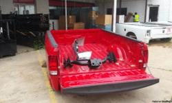 3/4 ton new dodge bed 2009 - 2015 with bumper