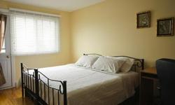 I have a new furnished renovated room available now for rent! Look at the website at https://www.homestaysmontreal.com to see better what the place looks like! The flat has 2 bathrooms, large kitchen with all utensils ,2 fridges, freezer, high speed