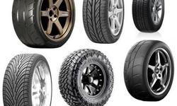 New tires and wheels, brands from Konig to Asanti and Capitol to Nitto to Riken.Any tire or wheel is around $100. Call or text me whenever for an estimate!