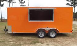 Our prices are low. Purchase A new Trailer today and you will have the freedom to travel in style and keep up with the pace of todays lifestyle. Need More Information , call us --x Today@