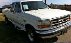 This is as clean of a 1995 truck as you will find!! Cold A/C, Automatic XLT.