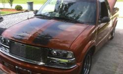 Chevy s10 2001 v6 automátic