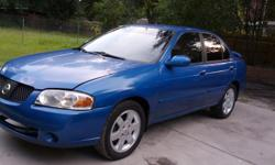 Presently is one of the best vehicle to own in terms of Gas Consumption and is situated at the Lowest Level of Expense to maintain overall. The Nissan Sentra 2006, 106, 000 miles, body type - Sedan 1.8, I am selling, is in a good to great condition, the