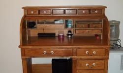 Dad's desk. Excellent shape. Moving. MUST SELL.