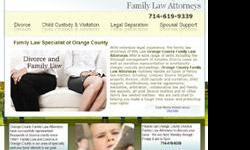Family Law Attorneys Our office has handled over 1000 family law matters in a span of 11 years ranging from child custody and visitation disputes, property and debt issues, spousal and child support calculations and disputes, domestic partnership issues,