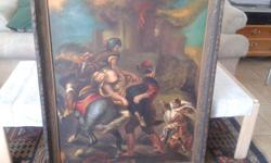 Oil Painting (Lees Gallery) Rubber Suntan (songtan) Open For Offers call --