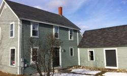 Tyler Chamberlain | Keller Williams Coastal Realty | () - 618 S Barnstead Rd, Center Barnstead, NH Restored old home with open first floor and hardwood floors throughout, great attached barn and large garage. 2BR/2BA Single Family House