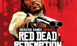 Im selling my Red Dead Redemption i just got, Brand New, Still in plastic. Please email me as soon as you can. I can go as low as $35 bucks if i like you, but i really would rather sell it to someone ready and willing to pay $40bucks It's 60 brand new,