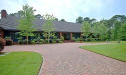 """RE/MAX Coastal Properties of Destin, FLinvites you to attend our """"Open House."""" Customhomebuit in 2003,located 1.5 acres of land that backs-up to nature preserve in a gated golf community located in Destin, FL.Home"""