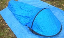 Outdoor Research Advanced Bivy Sack $175. In excellent condition, no rips, tears or repairs. Only used on snow, so no rocks, sticks, branches compromising floor integrity. 3-layer Gore-Tex fabric. Hyrdoseal coated nylon floor. Fully taped seams.