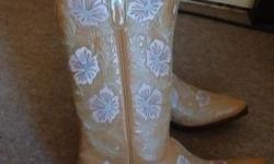 Original Old Gringo Boots new Never worn size 10