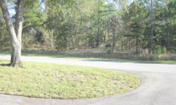 This over-sized half acre corner lot is located in the desirable Sugarmill Woods Golf Community. Separate membership to the community facilities- Sugarmill Woods Country Club, Southern Woods Golf Club and The Oak Village Sports Complex with Tennis,