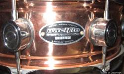 Pacific SX Snare Drum Never used