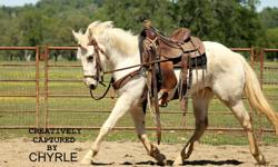 Nickers is a started 3 yr old. willing to learn. She is Peppy San Badger X Smokin Nik. Her sire Smoke is A Superior Reining Cow Horse with Earnings over 25,000. Nickers will need someone with patiances. To make her the best she can be. Great Reining,