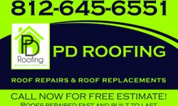 PD Roofingis a family-owned business and we have been providing quality and reliable roof repairs and roof replacements services for over 15 years. We use high quality materials to make sure that your roof can withstand many years of wear and tear.