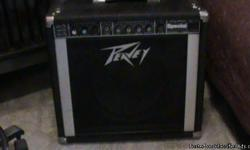 I have an 80's Peavey Special Guitar amp for sale. 300w and is LOUD! I have had it for aprox. 10yrs, and it has a new black widow speaker, and was also modded by Goforth Sound....he slightly revoiced the preamp/tone circuits and swapped out some of the