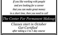 Permanent Makeup Classes 713-868-9500
