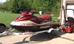 2002 seadoo 4 TEC W/traitor. One owner. Great shape