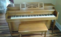 HASTINGS Piano good working condition. We are moving. Only have May 16, 17, 18  on the moving truck the 19.