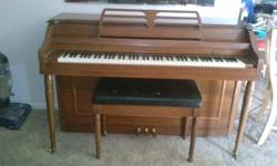 Upright cable piano for sale. Great condition! Cash only please. Please call 303-776-6091