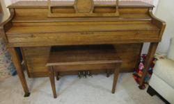 I have a piano for sale. It is a Hallet, Davis, and Co. in very good condition. Pics attached. Moving. must sell. You move. No srteps. Straight shot from house to truck. Suggest using Davis piano movers. Great prices, prompt, courteous, and efficient.