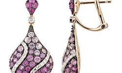 Each one will just like to appreciate it and will also love to browse this site again and again. The Pink Sapphire Jewelry that you will get over here you will not be able to get anywhere else. This is upon you to decide which one from the stuff you like