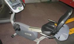 Precor 846i Experience Series Recumbent Bike 6 Available When calling or emailing please reference: RTR # 5043767-08, 5043767-09, 5043767-10, 5043767-11, 5043767-12, 5043767-13 WE ARE OPEN TO OFFERS! All offers including offers at the asking price are