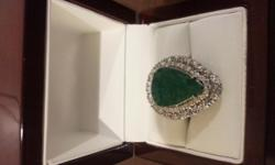 PRIVATE PARTY selling family estate Emerald, Gold and Diamond Rings and Prendents. All GIA appraised. Can be seen in Beverly Hills or Encino. Beautiful custom designs. Emeralds range in size from 2 cts. to 31.9 Cts. SACRIFIING WAY BELOW APPRAISAL. please