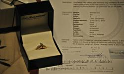 Princess cut diamond ring set looking to sell, I am going through a divorce would like to get rid of the ring, was appraised in November 2012 for 3200, will do CASH ONLY!!!!! Please contact with any questions ...Thank you