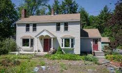 Tyler Chamberlain | Keller Williams Coastal Realty | () - 50 Langs Ln, Newmarket, NH Home surrounded with privacy yet close to all amenities... AND there is an established in home business variance! 4BR/1+1BA Single Family House offered at $199,000 Year