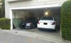-Gated Community -Private, two parking garage -Automated garage door -Measurements: L 16.5 W 16.5 H 9ft. -$35/per day, $210/per week