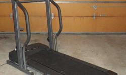 Barely used Pro-Form 515s CrossWalk Treadmill in Excellent Condition for Sale. Asking Price = $200 Features Include: - Space Saver Design ? Folds Up for Easy Storage - Adjustable Speed ( 1-10 mph ) - Adjustable Incline ( Up to 10% ) - Programmed