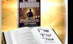 Here is a book that does what you don?t expect a book to do. It tells you HOW. It tells you the basis of things, and the most basic of things is life itself. This then is a book about life. THE PROBLEMS OF WORK By L. Ron Hubbard Just get it, read it, try