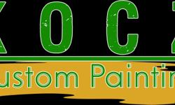 Kocz Custom Painting is a professional, insured company looking to satisfy all painting needs. Experienced in interior and exterior painting as well as drywall repair. Serving all of WesternNew York. We offer 10% off of 3 rooms or more. Call Dennis