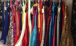 Are you looking for a beautiful and unique gown? I have 150+ brand new gems to choose from! NYC brands from shop that recently closed. Bring your friends and have a shopping party!