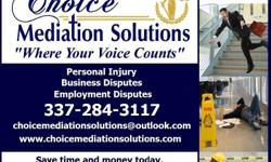 Slip & Fall Claim  Let's Cut to the chase and Talk Numbers Mediation Verses Law Suit Results!!  In a recent case...  Person goes to a hotel While taking a shower the safety seat breaks in the hotel disability shower in the handicap