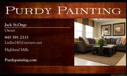 Interior and exterior painting.Drywall & Plaster repair.Wallpaper removal and power washing.