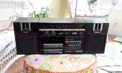 Radio with speakers Only $5.00